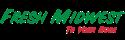 A theme logo of Fresh Midwest