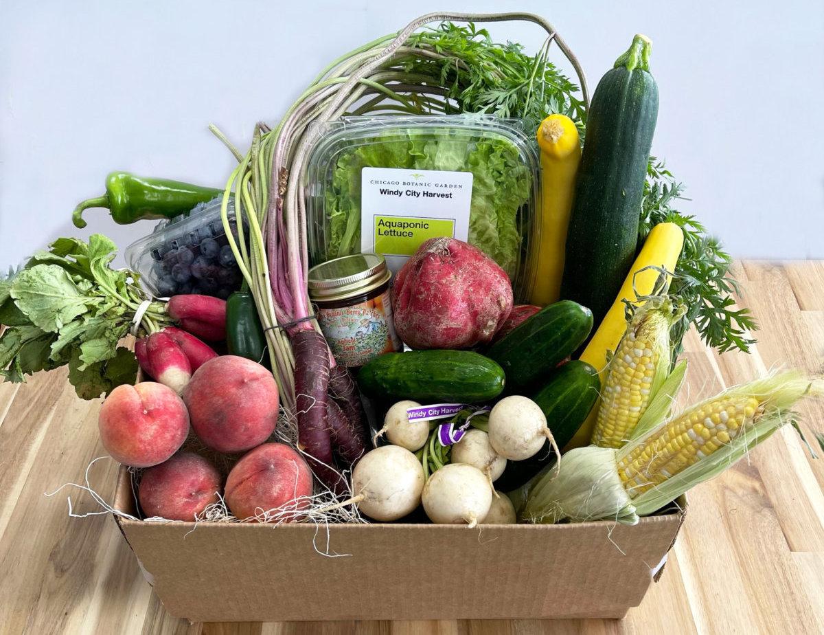 Local Farm Box